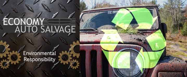 Environmental ResponsibilityatEconomy Auto Salvage