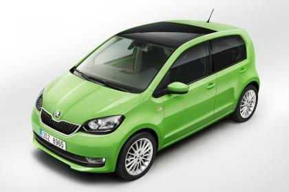 All-electric Skoda Citigo set to be brand's first EV